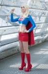 Supergirl by AzurBlueDragon