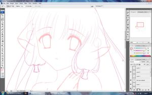 W.I.P Chii by KisaraGirl