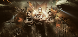 Minus Militia cover by OfficialMakarov1