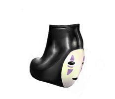 NoFace shoe by renurenu