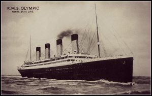 The Unseen Olympic: 10 by RMS-OLYMPIC
