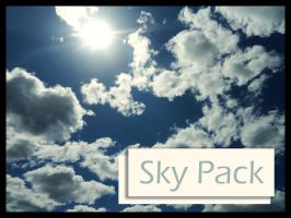 Sky Pack by EvilHateYouAllStock