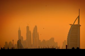 Burj Al Arab II by suffer1