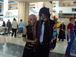 gakupo and luka by spartan049820