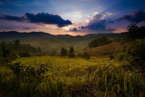 Rural Thailand 1 by kkeman
