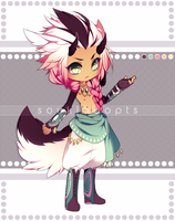 poofy | adopt auction - CLOSED by SoukiAdopts