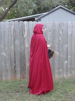Red Riding Hood 3 by HiddenYume-stock