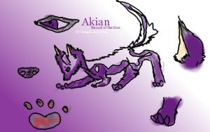 Akian - Quick Sketch by FinalFantasy564