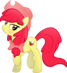 Apple bloom by rainbownspeedash