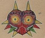 Majora's Mask 2 by ShadowMaginis