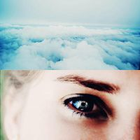 ...when your head's in the clouds. by Gingershots