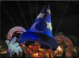 Disney After Dark Stock 2 by WDWParksGal-Stock