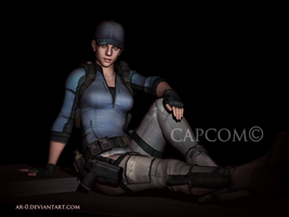 jill wallpaper by AR-0