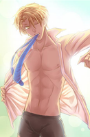 Nathaniel from Mycandylove by EdwardAlphonseElric