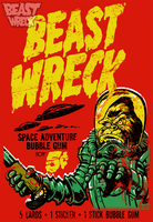 BEASTWRECK ATTACKS red version by pop-monkey
