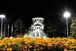 The symbol of my town at night by kokoban