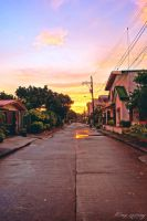 Sta. Cecilia street by cainoy