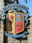 Be Our Guest Sign by DantesTobari