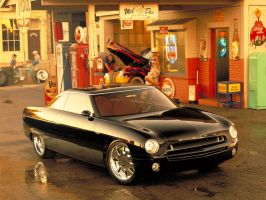 Ford Forty Nine Concept by TheCarloos