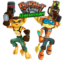 Ratchet- Generations by Gashu-Monsata