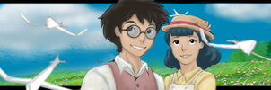 As the Wind rises, it carries our spirits with it. by CREATOR-RUIN