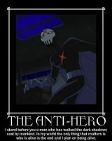 The Anti-Hero by TheReal-RedX