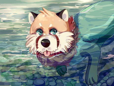 Swim by Sadbloom