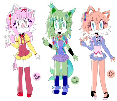 Adoptables 3 [CLOSED] by Axel0x