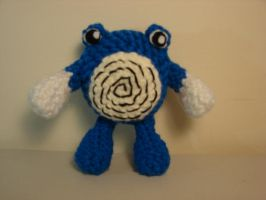 Poliwhirl Amigurumi by cRochat-Creations