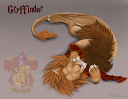 Gryffindor by hecatehell