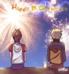 happy b-day naruto kun by BMPM