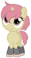 Pony Filly Adoptable by JamayThePony