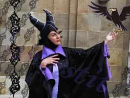 Maleficent by Celestit