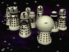 The Imperial Daleks Want You by IcehawkPrime