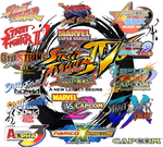 Capcom Fighting Collection by RatedShadowHaruhi
