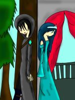 Why can't we be together by 303darkshadows