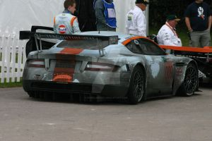 Goodwood 2008 - Aston Martin by Kringlebeast