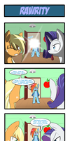 Pony 4 Koma - Rawrity by Reikomuffin