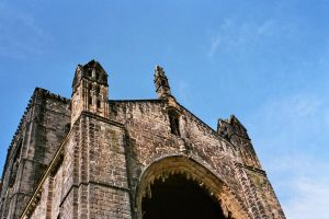 Kirkstall Abbey 04 by Fea-Fanuilos-Stock