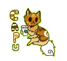 contest entry .:capu:. and also chibi example by Trauma-Piranha
