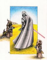 Caught off Guard by great-queen-morrigan