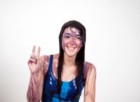 Amy gunged - 6 by memersonphotographic