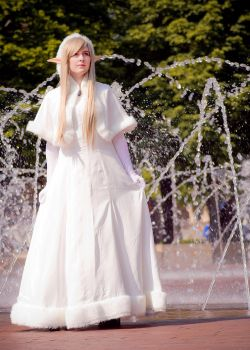 a touch of frost : lodoss by hailo