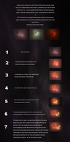 Photoshop Nebula Tutorial by synax444