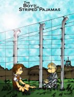 The Boy in the Striped Pajamas by Inked-Alpha