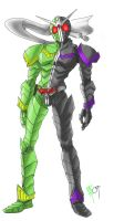 0286c: KR Double Cyclone Joker by Agito666