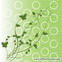 Nature Vector Background by 123freevectors