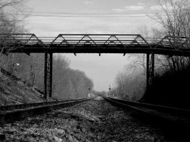Baltimore Ohio Railroad 1 by WeezyBlue
