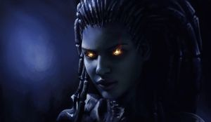 Kerrigan the Queen of Blades by tsabszy