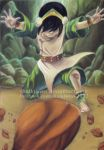 Toph Bei Fong by ChalkTwins